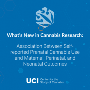 Association Between Self-reported Prenatal Cannabis Use and Maternal, Perinatal, and Neonatal Outcomes.