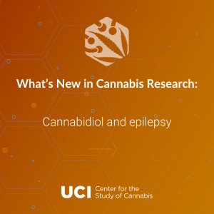 Cannabidiol and epilepsy